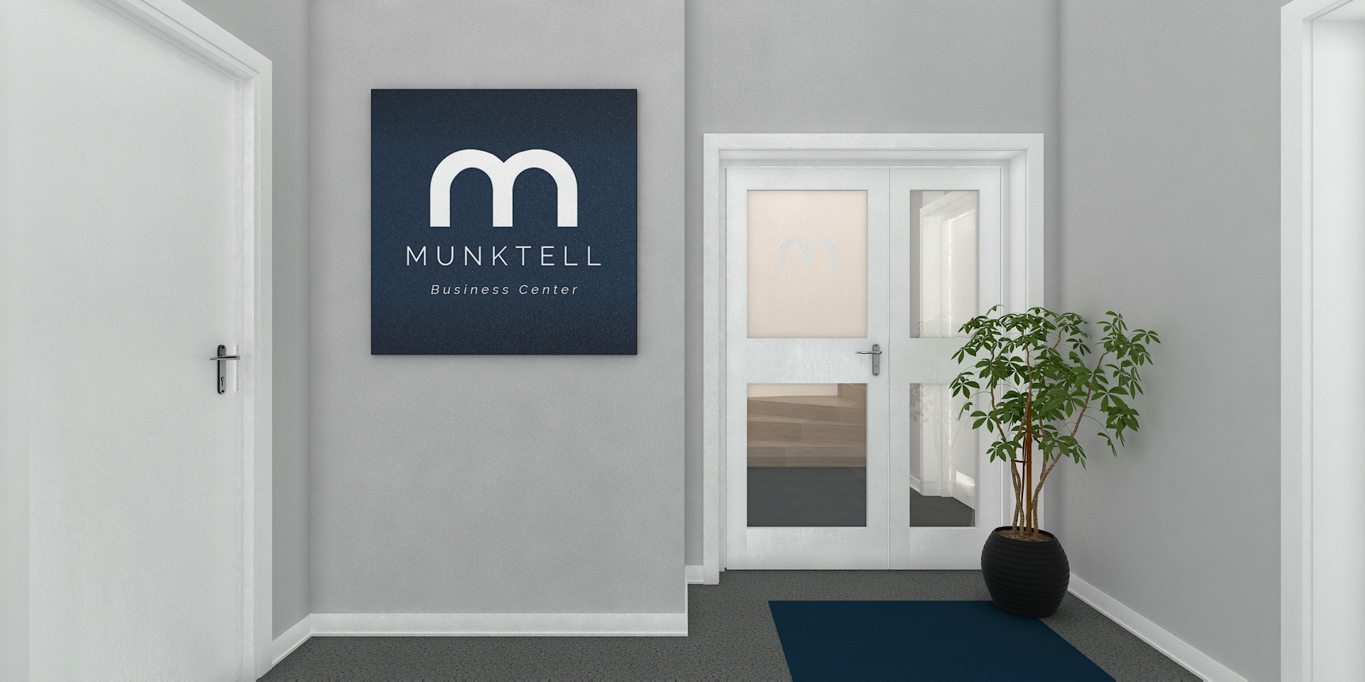 Munktell Business Center Entre