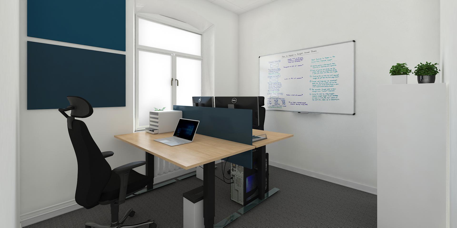 Litet kontor